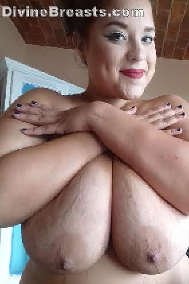 Tits mexican Mature latina